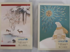 2 Boxes Of Unicef Christmas Cards