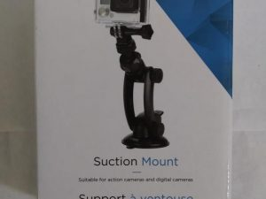 Nexxtech Suction Mount for Action Digital