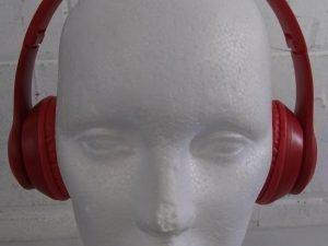 Budweiser Folding Bluetooth Wireless Headphones
