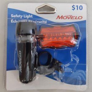 Movelo Safty Light NEW DAMAGED PACKAGING