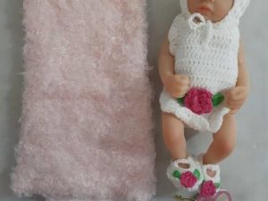 NPK Collectible Baby Doll 02
